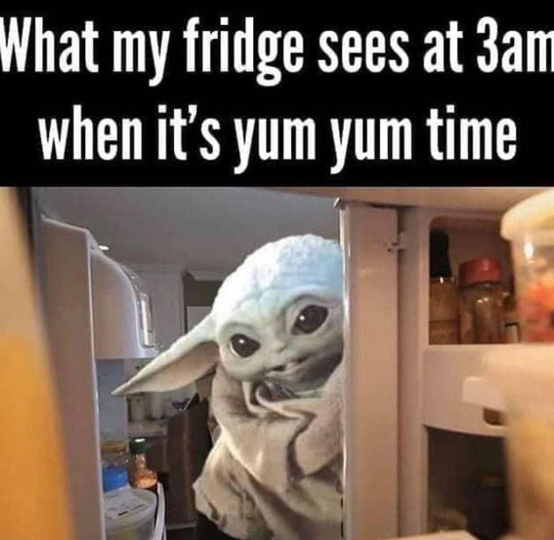 Baby Yoda Memes On Instagram Babyyoda Babyyodamemes Starwars Starwarsmemes Yoda Yodamemes Themandalorian Themand Yoda Funny Yoda Meme Star Wars Humor