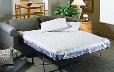 Phenomenal Comfort Cloud Sleeper Sofa Bed Mattress Pad Mattress Cover Download Free Architecture Designs Scobabritishbridgeorg
