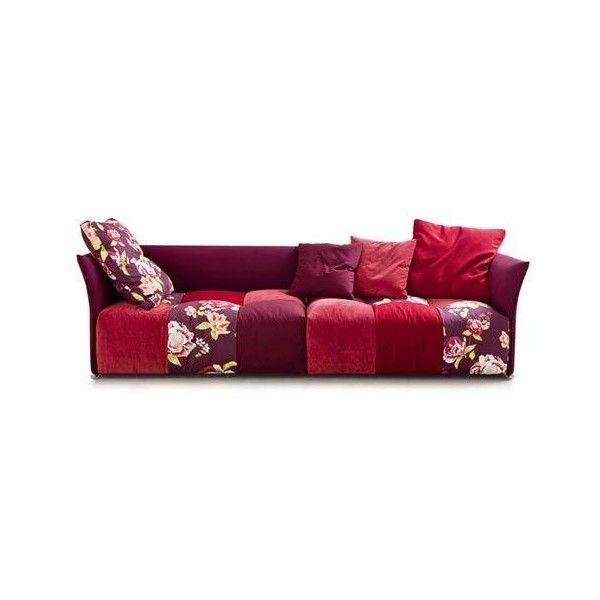 Marvelous Pixel Sofa  Design Sergio Bicego  Saba Italia (u20ac2.669) ❤ Liked On Images