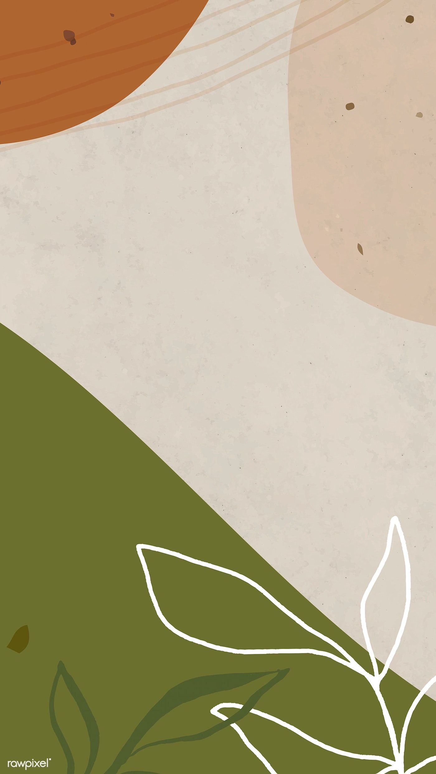 Download premium illustration of Abstract earth tone