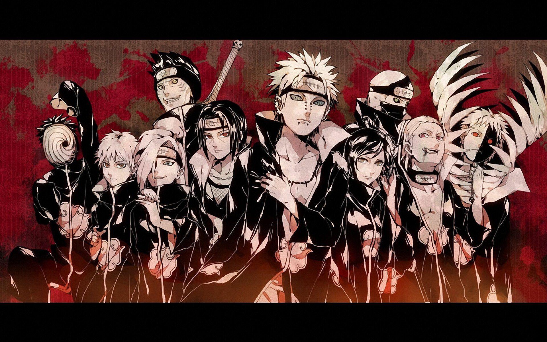 Akatsuki Wallpaper Hd Naruto Wallpaper Best Naruto Wallpapers Anime Wallpaper