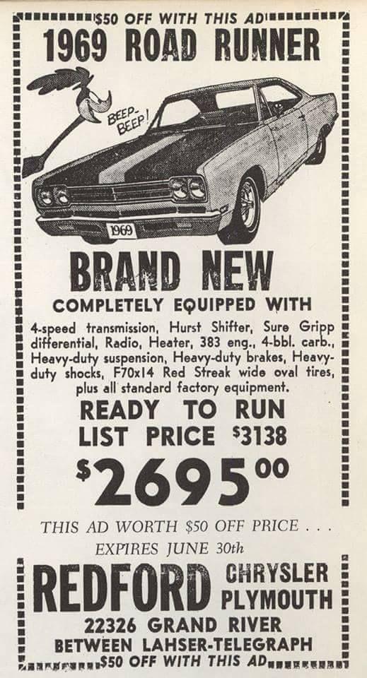 1969 Plymouth Road Runner | cool mopars | Pinterest | Mopar ...