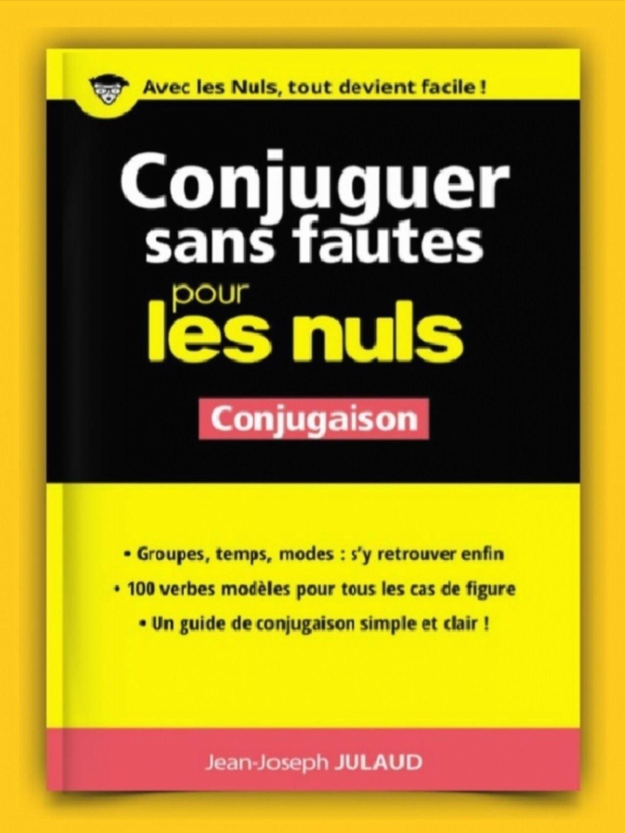 Psychologie Pour Les Nuls Pdf : psychologie, Conjuguer, Fautes, French, Vocabulary,, Grammar,, Vocabulary