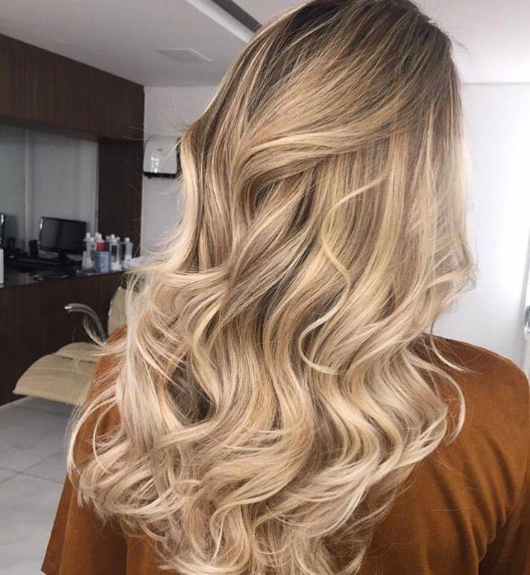 Golden   Honey blonde hair, Hair styles, Blonde hair
