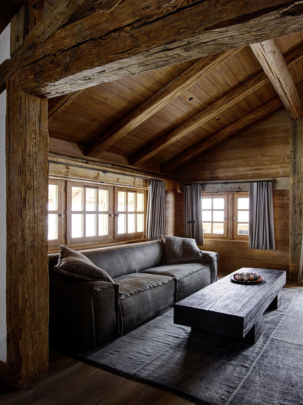Piet Boon FEDDE sofa at Alpine residence | Living / Woonkamer ...