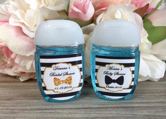 hand sanitizer labels Little lamb baby shower favor labels Sheep baby shower favor label hand sanitizer favor label Girl baby shower
