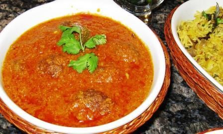Keema Kofta Curry | India YUM