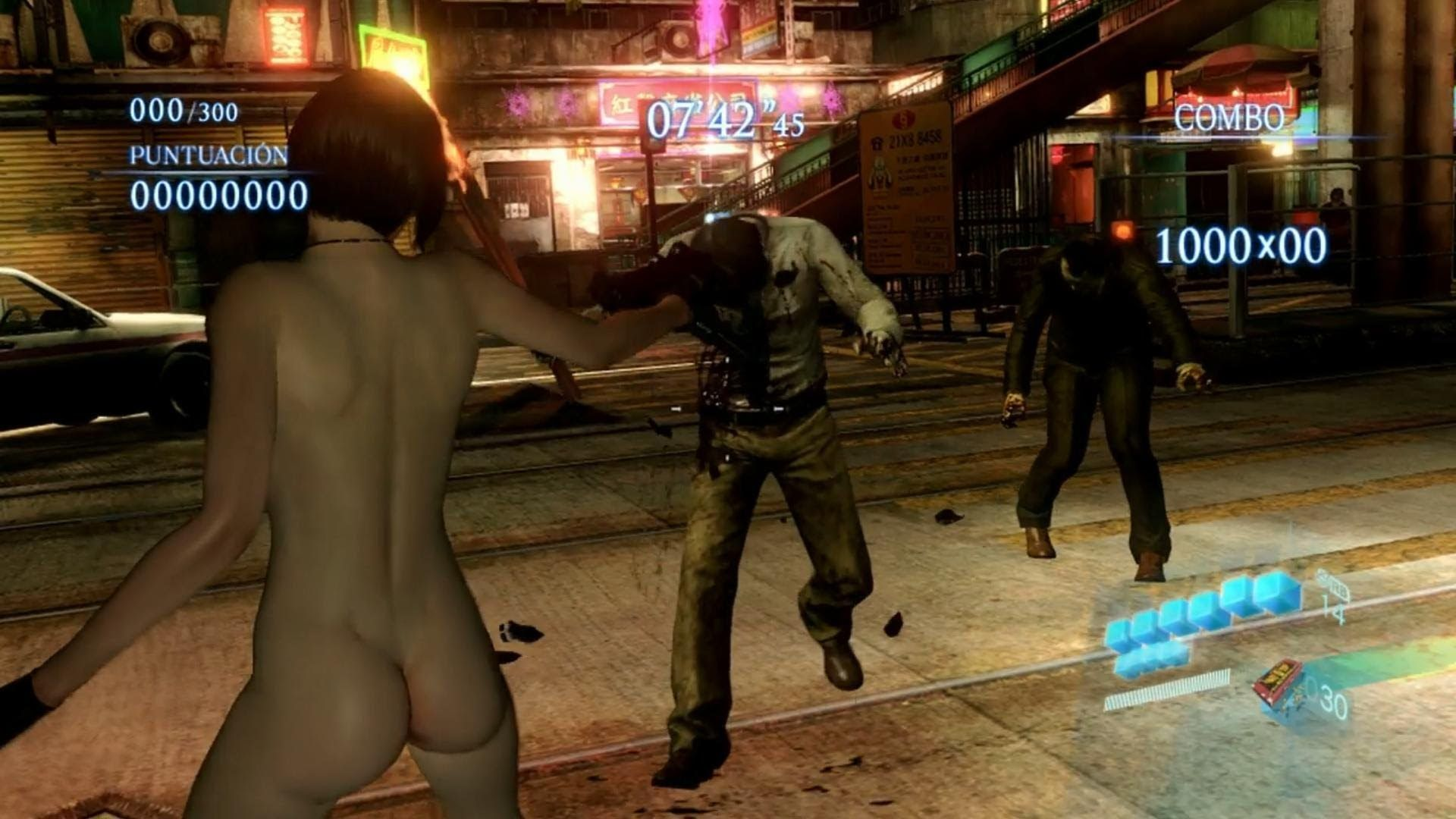 Resident evil 6 nude mod