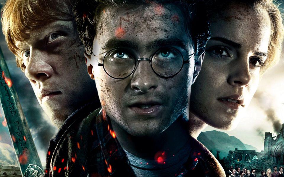 Letzter Kampf Harry Potter Film