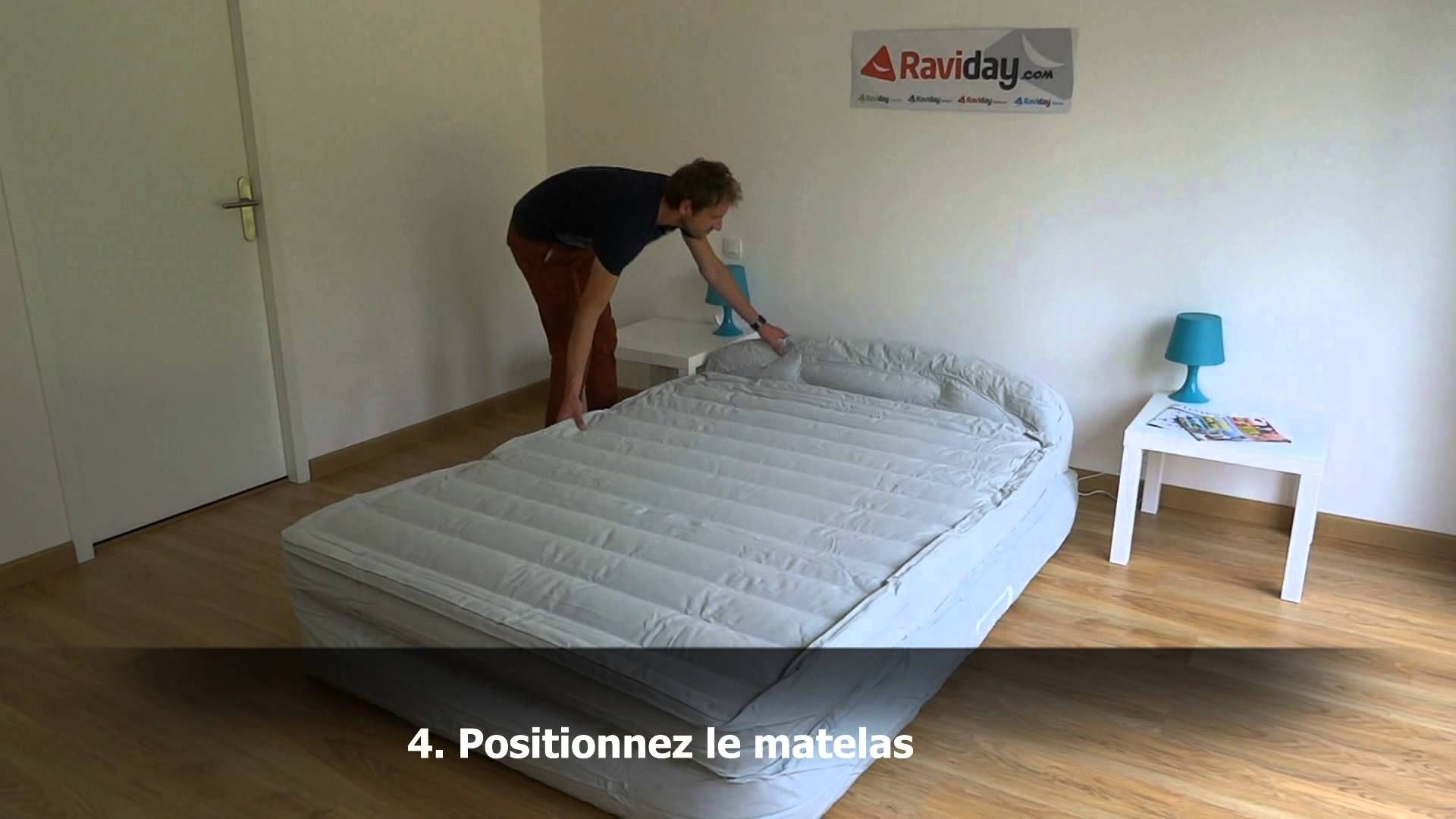 Matelas Aerobed Comfort Classic Raised King Toddler Bed Bed Aerobed