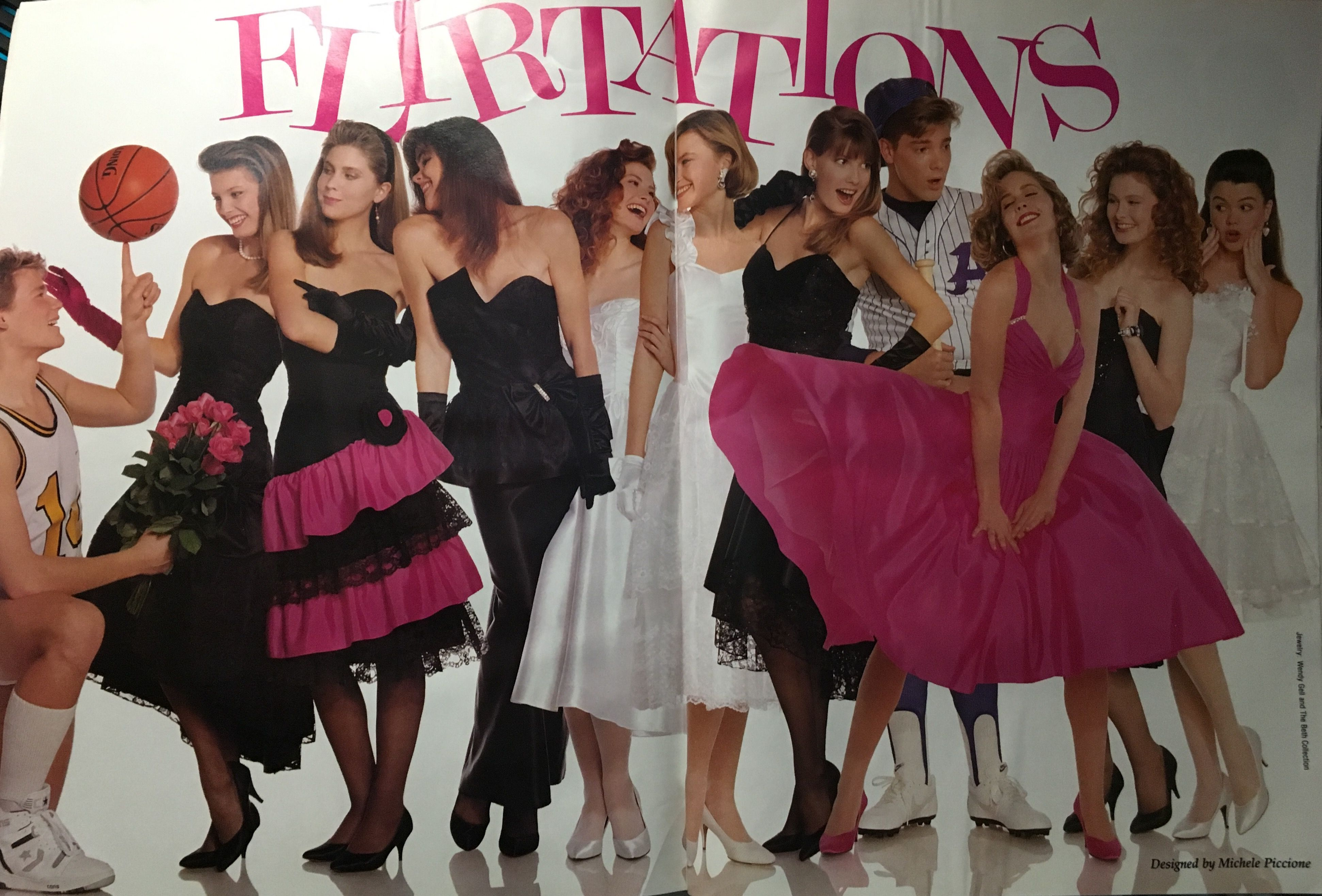 Flirtations by Alfred Angelo Seventeen magazine