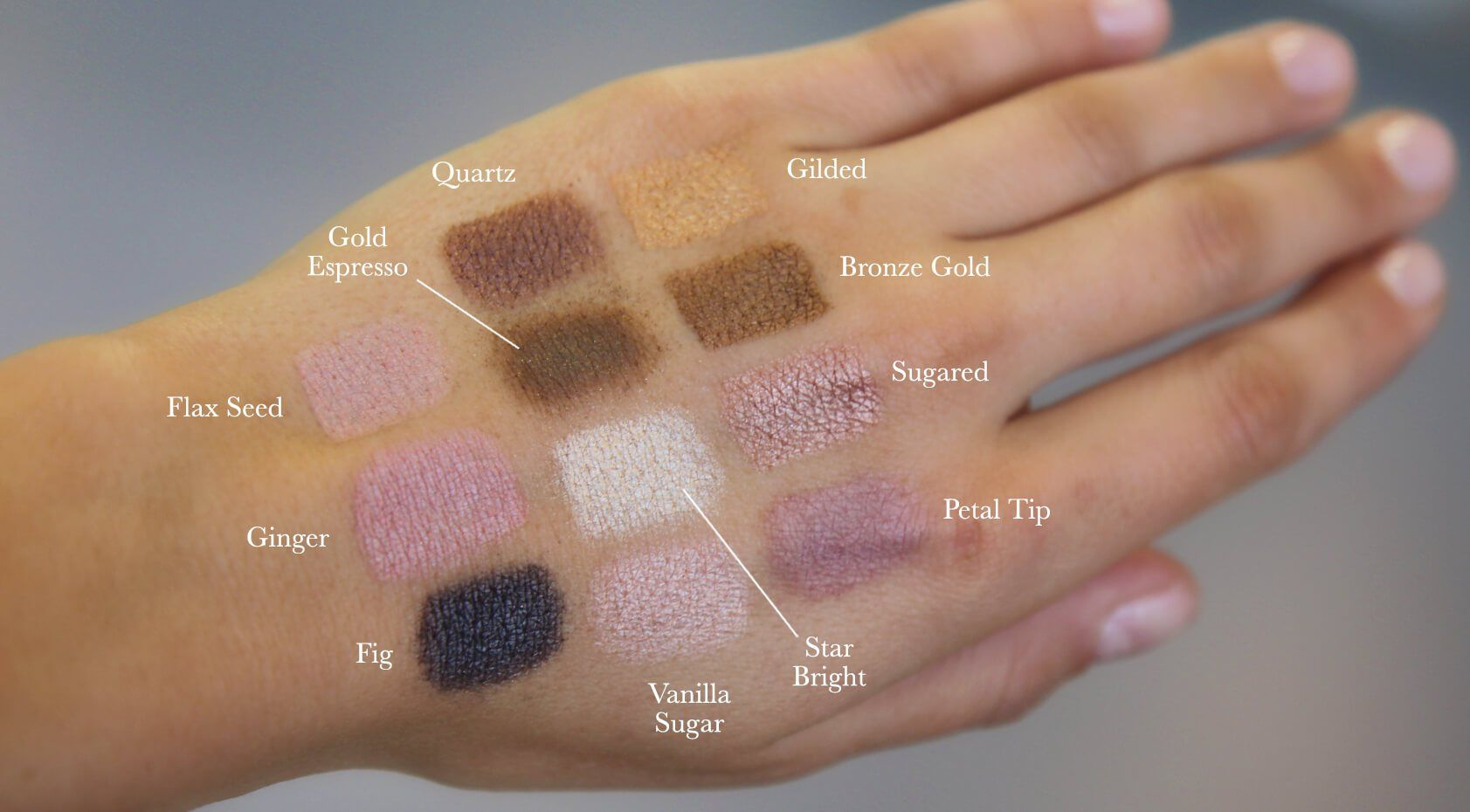 100 Percent Pure Lip and Cheek Tint Swatches Pure