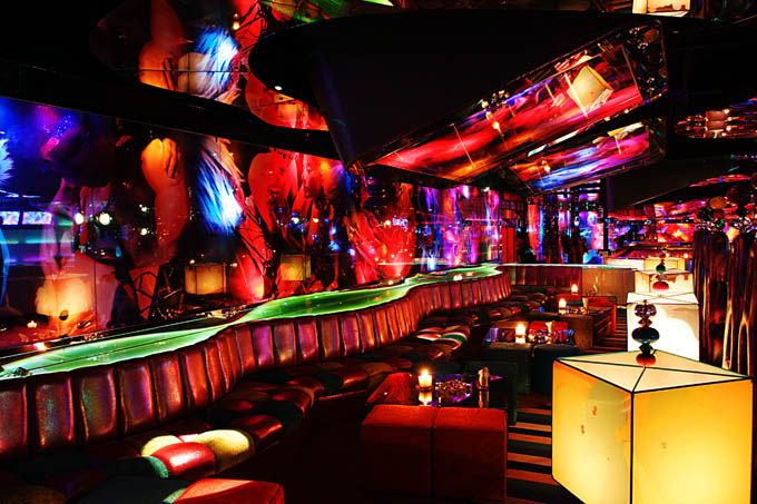 China Doll Club Beijing The Cool Hunter Nightclub Design
