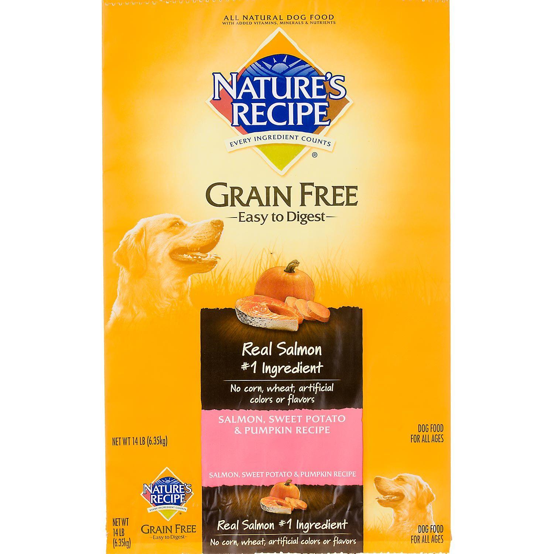Natures Recipe Grain Free Lamb And Rice Dog Food
