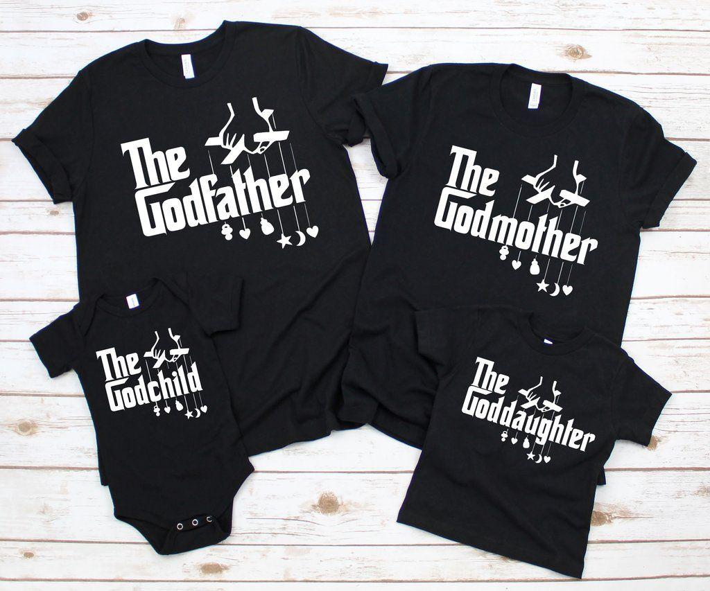 Godfather, Godmother, Godchild, Goddaughter Funny Baptism