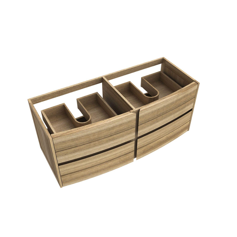 meuble sous vasque fairway bois 4. Black Bedroom Furniture Sets. Home Design Ideas