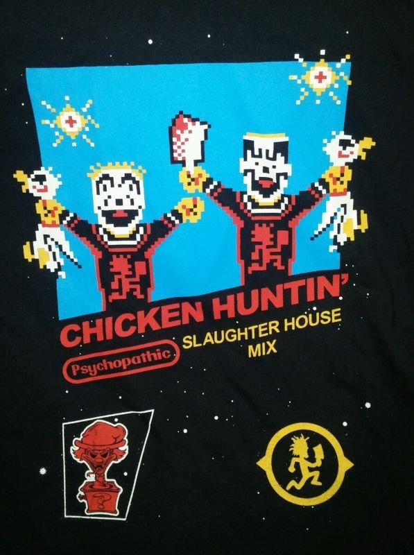 icp riddle box tour | New Insane Clown Posse Chicken Huntin