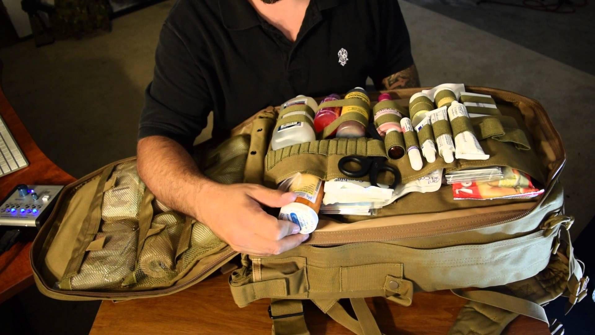 Voodoo Tactical Medical Bag!