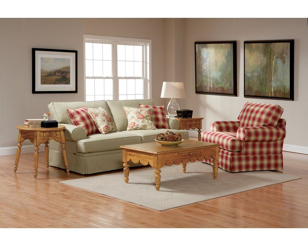 Swell Emily Sofa Broyhill Broyhill Furniture Family Room In Bralicious Painted Fabric Chair Ideas Braliciousco