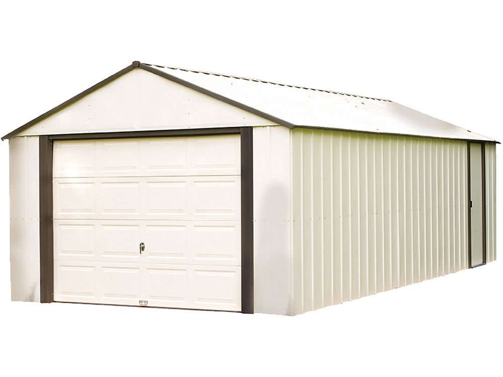 Vinyl Murryhill Storage Building 14 X 21 Feet Steel Storage Sheds Garage Door Styles Built In Storage