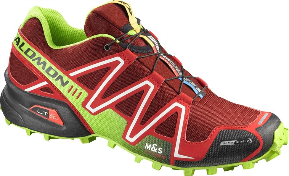 Men's Speedcross 3 CS shoe from Salomon Arc'Teryx Outlet