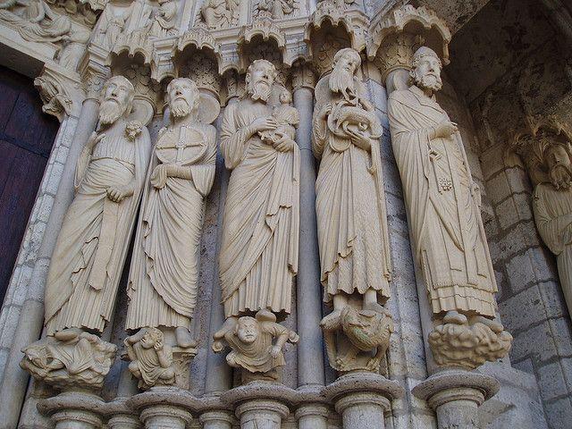 North Porch, Chartres