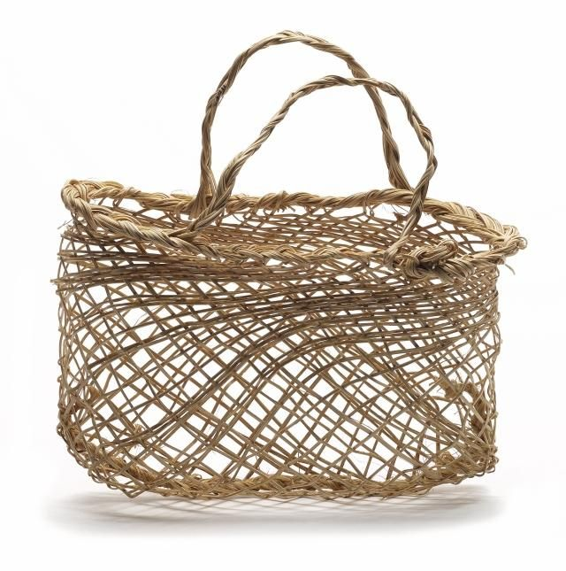 Object: Kete (bag) | Collections Online - Museum of New Zealand Te Papa Tongarewa