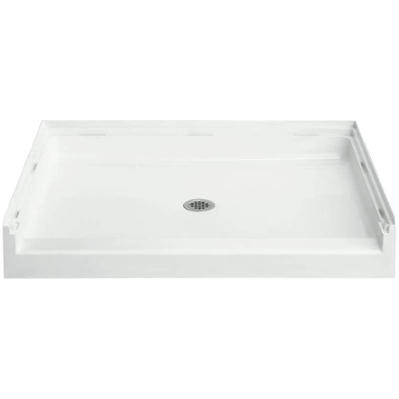 Sterling 72261100 Accord 48 X 36 Vikrell Shower Pan With Drain
