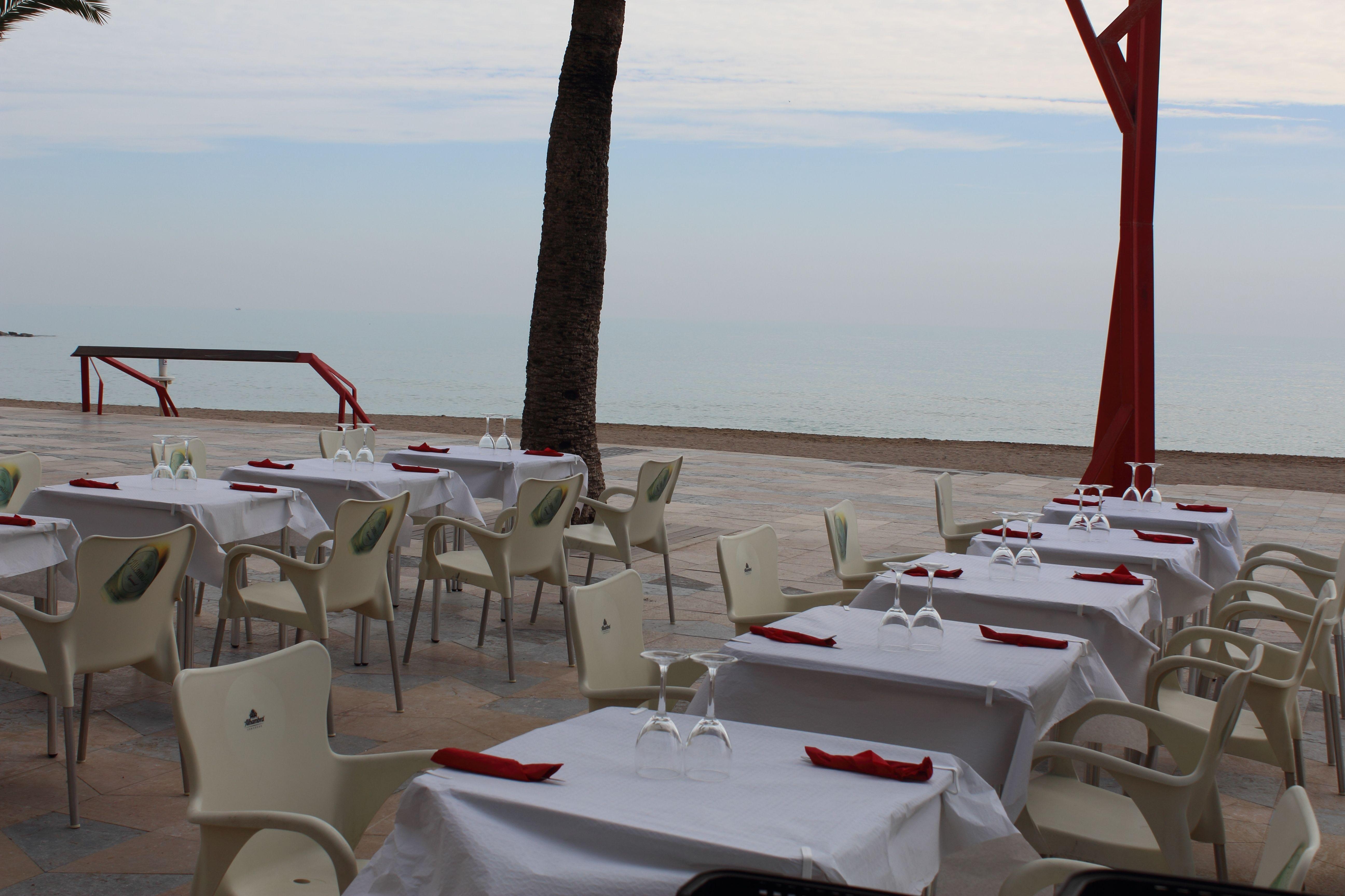 #Vinaròs #restaurante El Barco #arroceria #PaseoMarítimo