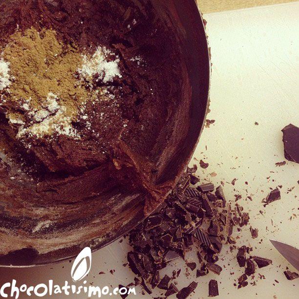 galletas chocolate01 Galletas de chocolate y especias