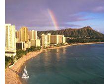 Waikiki, Oahu - no place like it.