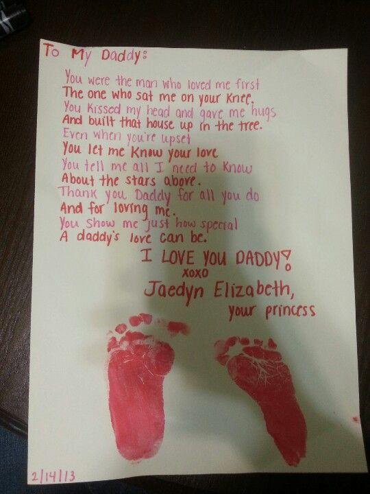 valentines day poem for daddy