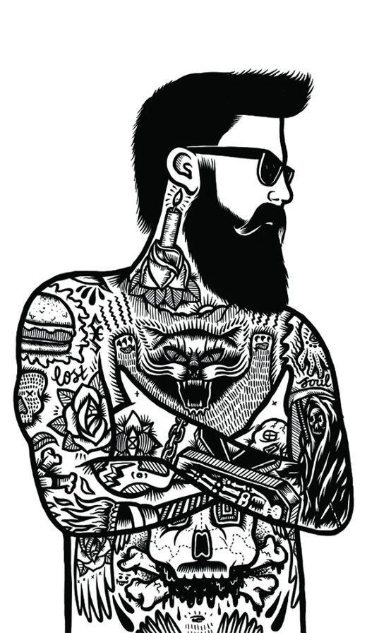 #beards are fucking awesome. www.beardbalm.us approved