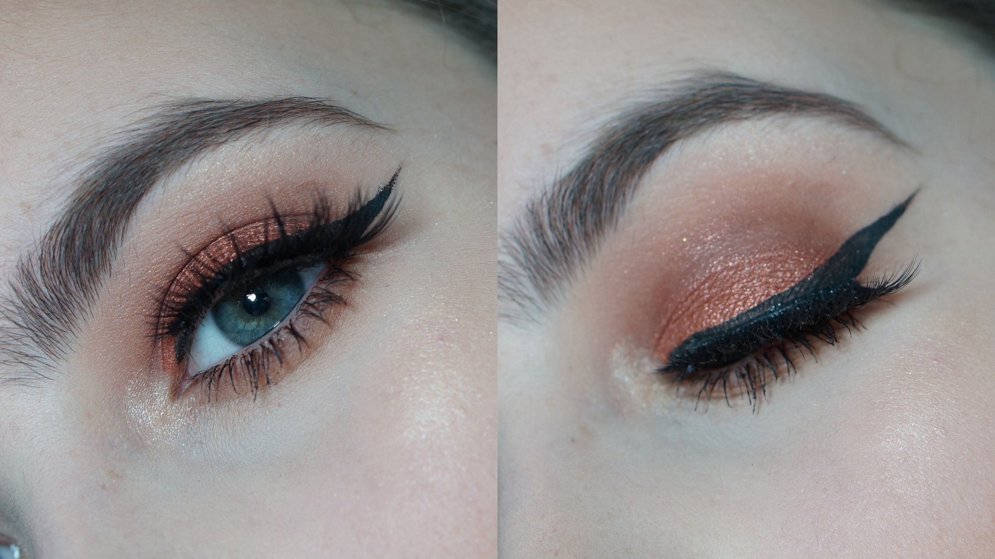 Awesome copper eye makeup tutorial ft morphe brushes 35o palette awesome copper eye makeup tutorial ft morphe brushes 35o palette baditri Image collections