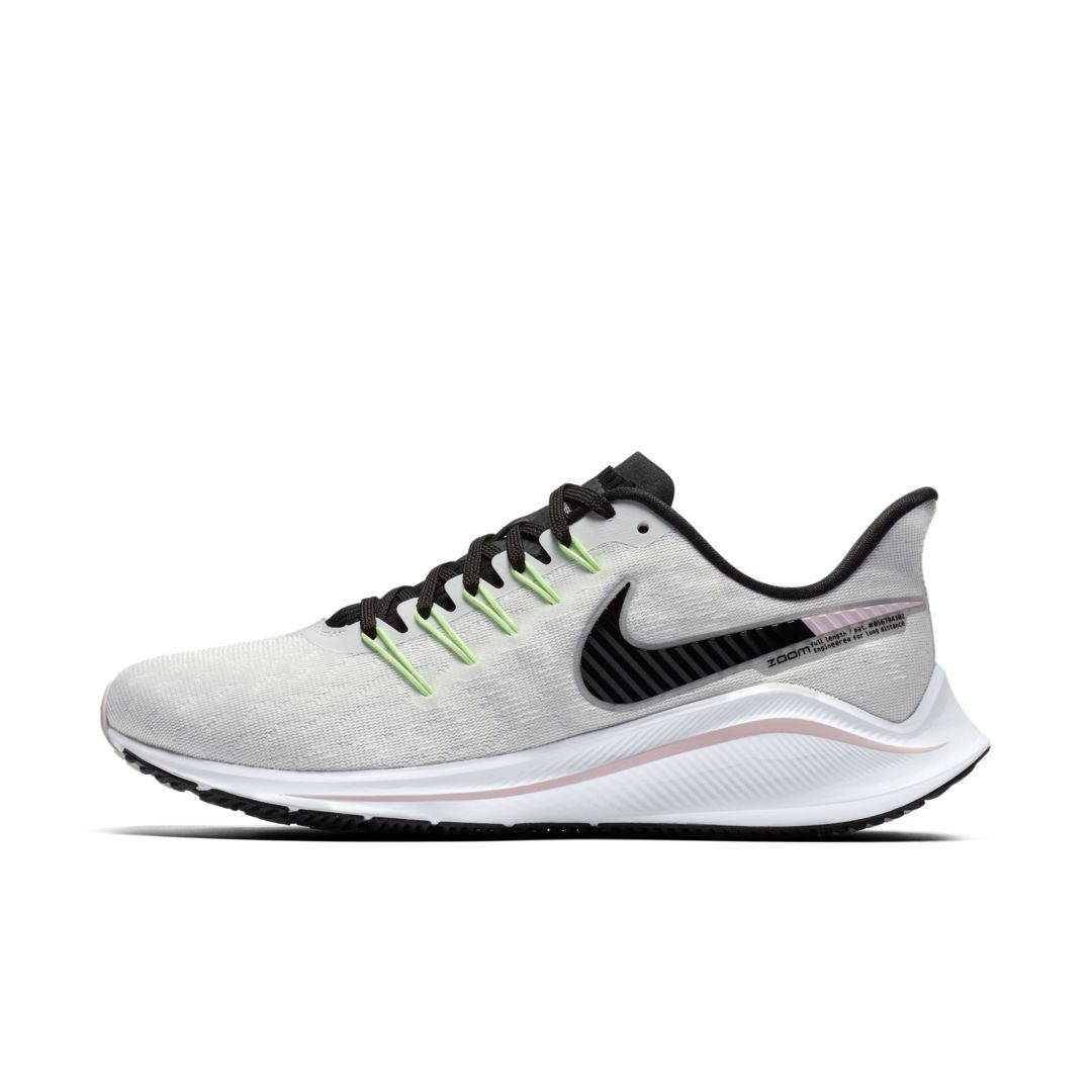 outlet store bd9ea 41ed8 Nike Air Zoom Vomero 14 Women s Running Shoe Size 9 (Vast Grey)