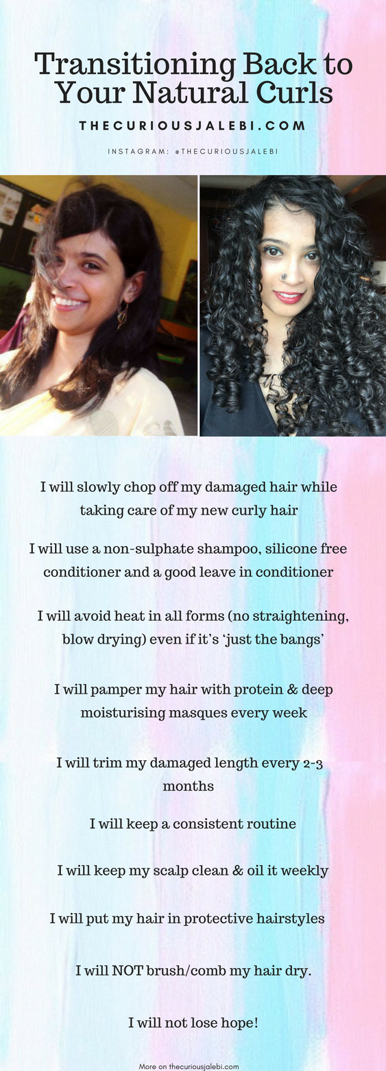 How To Get Your Curls Back After Chemical Straightening Chemical Straightening Natural Curls Keratin Treatment
