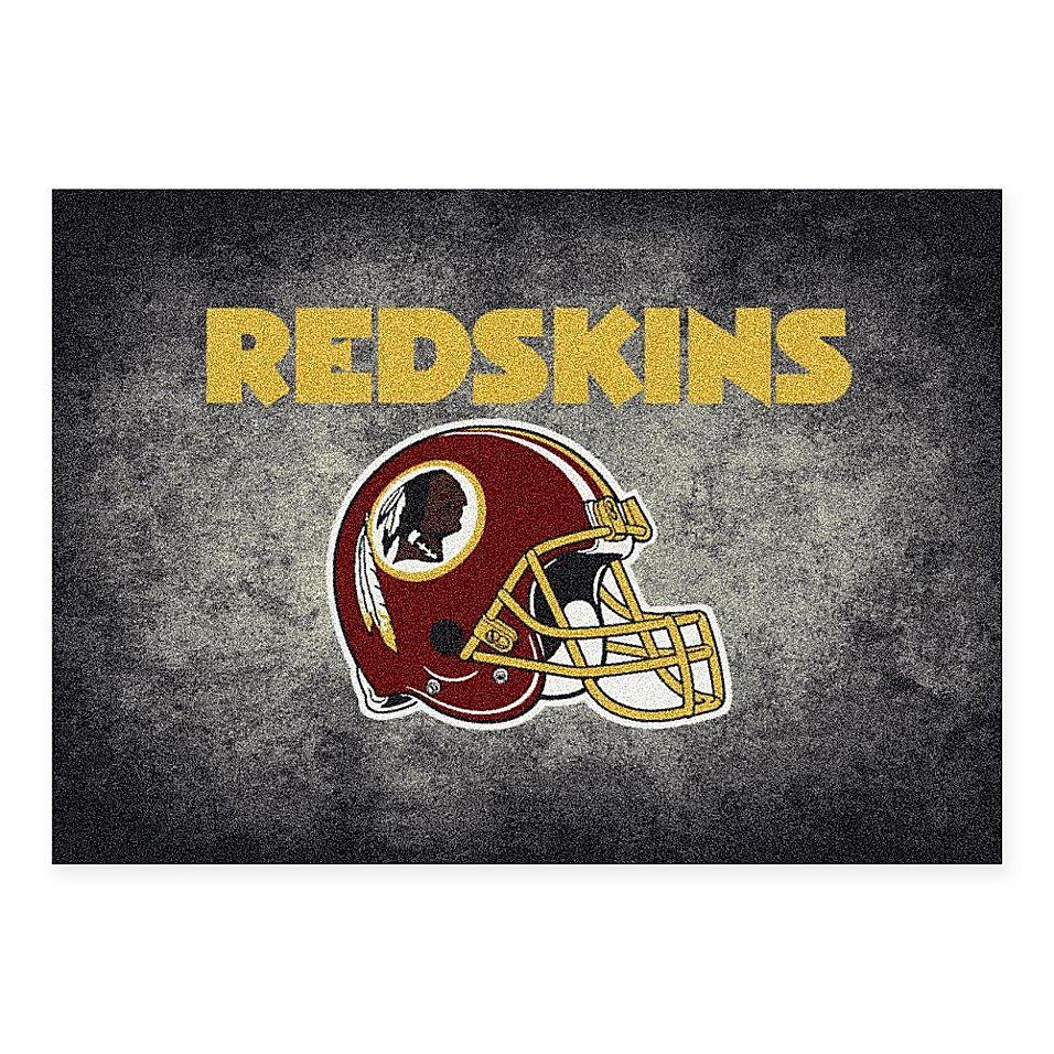 Milliken Nfl Washington Redskins 3 10 X 5 4 Area Rug Multi