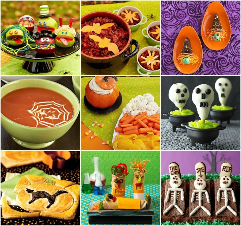 Top 250 Scariest and Most Delicious Halloween Food Ideas - Page 7 of - halloween snack ideas