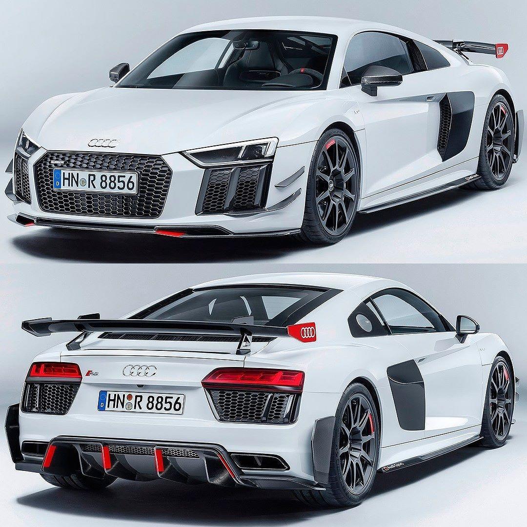 Audi R8 Performance Parts 2017 Marca Cria Nova Linha De