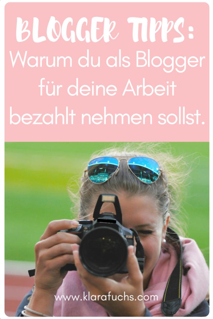 Mit dem Bloggen Geld verdienen - Heb dich von anderen ab ...