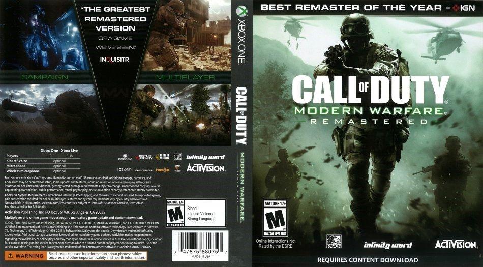 Call Of Duty Modern Warfare Call Of Duty Modern Warfare Xbox Bundle Modern Warfare Call Of Duty Warfare