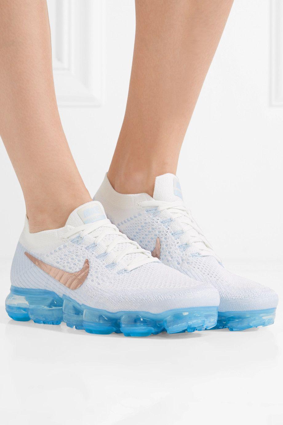 best cheap 7cfa2 d1dd8 Nike   Air Vapomax Flyknit sneakers   NET-A-PORTER.COM