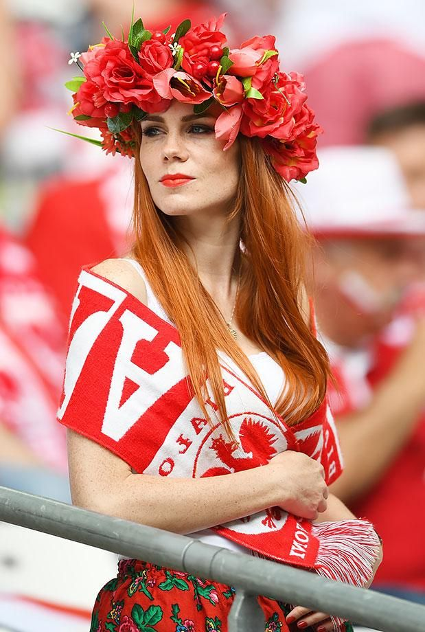 Female Fans Of Euro 2016  Hot Football Fans, Football -1067