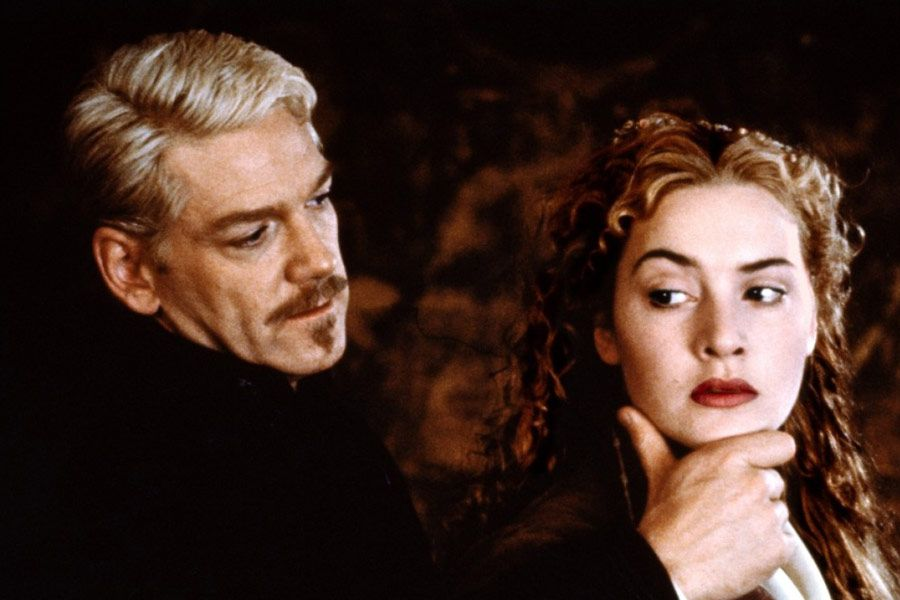 Kenneth Branagh and Ka... Hamlet Ophelia 1990