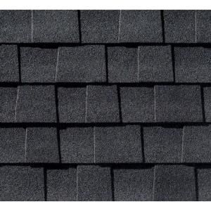 Approx 1 Sf Gaf Lifetime Timberline Natural Shadow Charcoal Shingles 0601180 At The H Architectural Shingles Roof Roof Shingle Colors Architectural Shingles