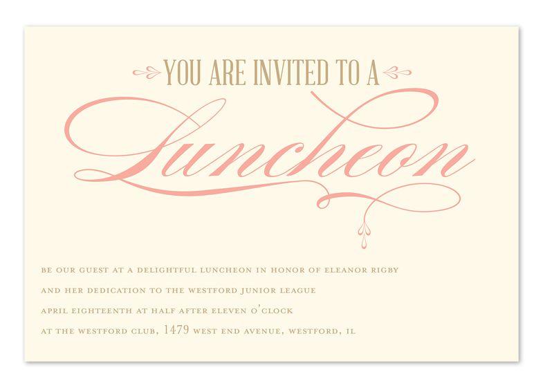 16 dinner invite ideas corporate