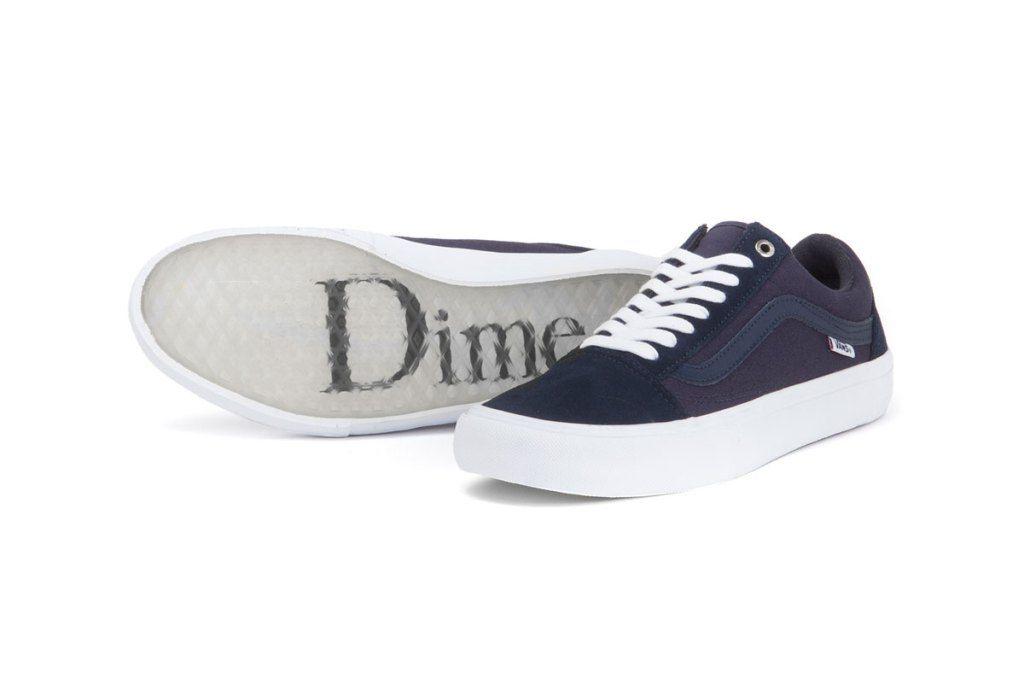 Vans x Dime Old Skool Pro & Fairlane Rework | Sneakers