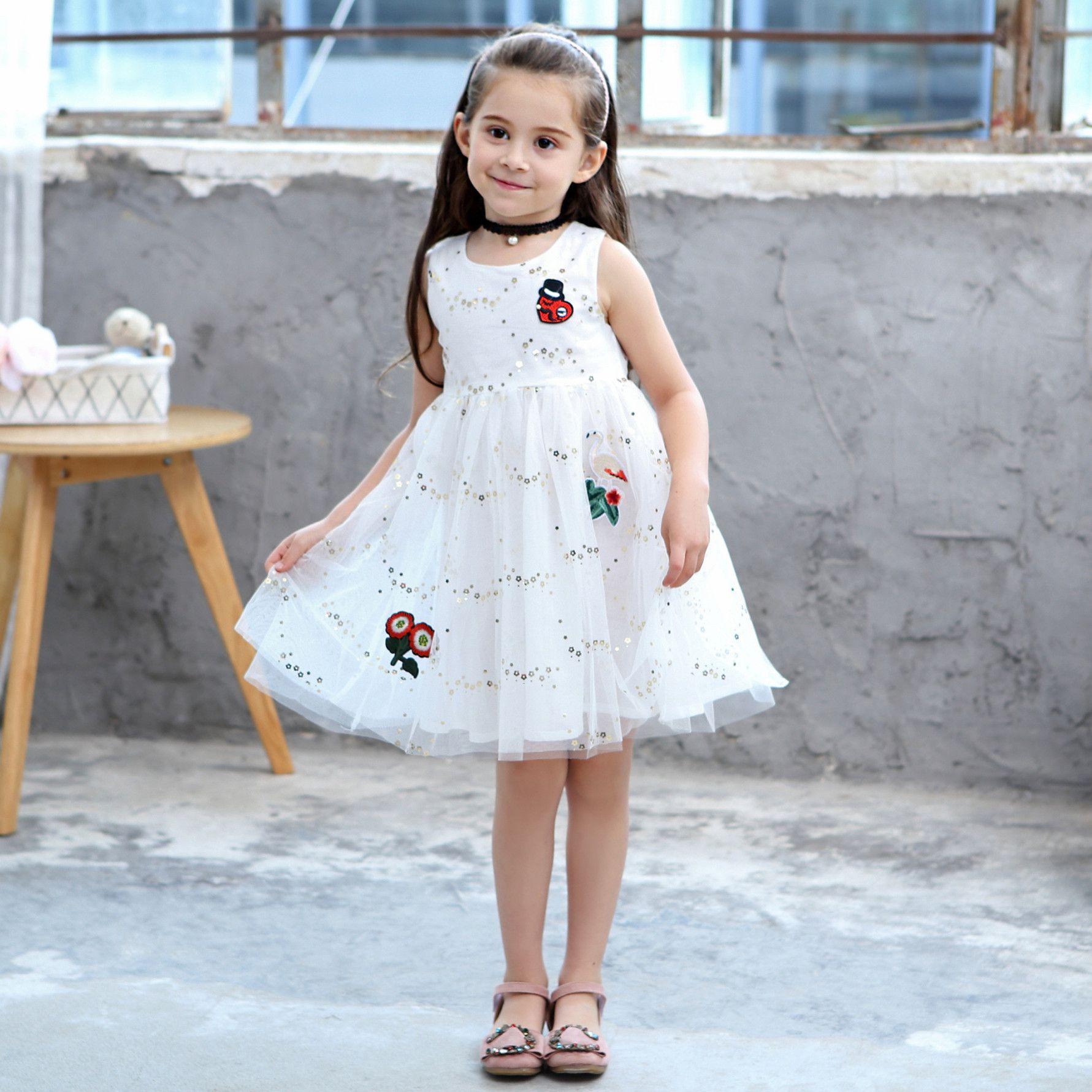 7 6 Princess Dress Girls Dresses Summer Summer Dresses Princess Dress Kids [ 1781 x 1781 Pixel ]