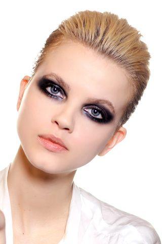 glamrock makeup #eyes #smokeyeye