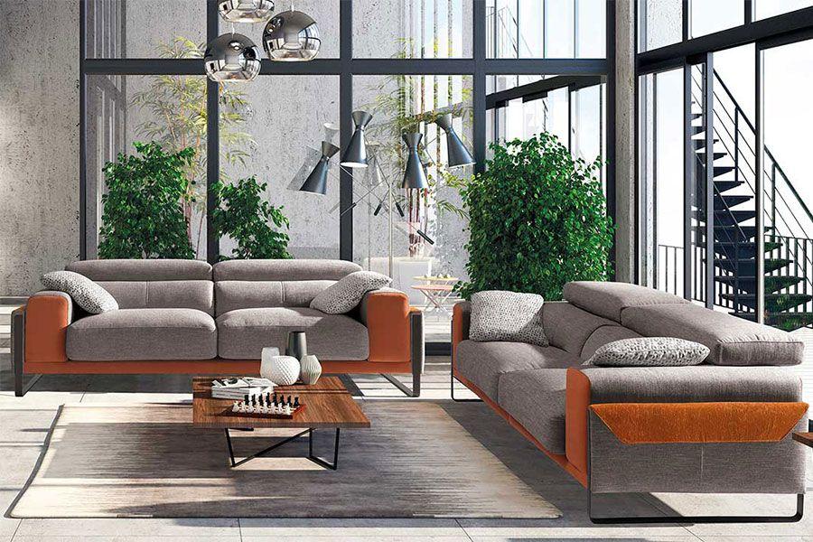 Sharon Modern Sofa Canape Moderne Canape Contemporain Salon Moderne